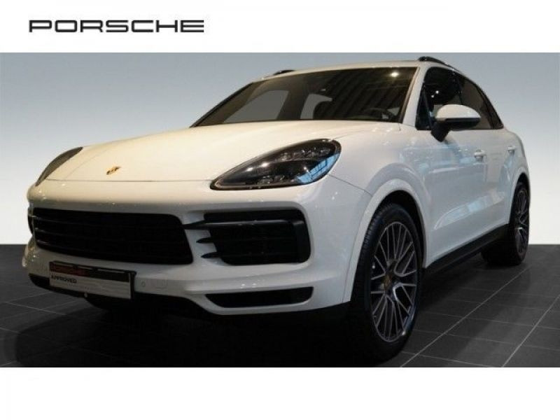 Porsche Cayenne 3.0 V6 S 440 Blanc occasion à BEAUPUY