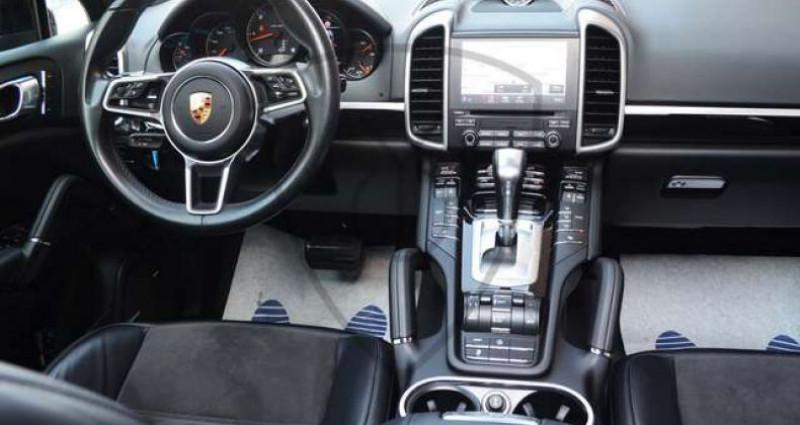 Porsche Cayenne 3.0D Platinum Edition - PANO - 21INCH - CAMERA - BOSE Noir occasion à Itterbeek - photo n°4