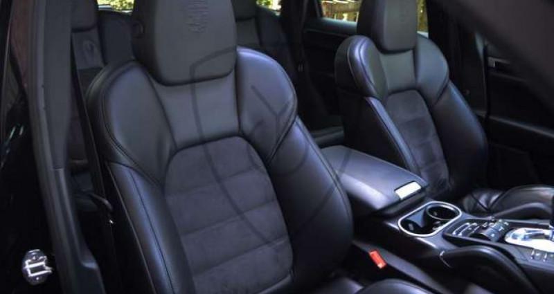 Porsche Cayenne 3.0D Platinum Edition - PANO - 21INCH - CAMERA - BOSE Noir occasion à Itterbeek - photo n°5