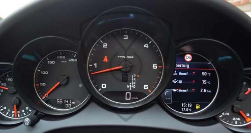 Porsche Cayenne 3.0D Platinum Edition - PANO - 21INCH - CAMERA - BOSE Noir occasion à Itterbeek - photo n°6
