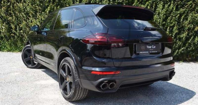 Porsche Cayenne 3.0D Platinum Edition - PANO - 21INCH - CAMERA - BOSE Noir occasion à Itterbeek - photo n°7