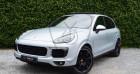 Porsche Cayenne 3.0D Platinum Edition - PANO - 21INCH - FULL LEATHER Gris à Itterbeek 17