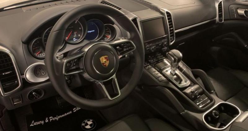 Porsche Cayenne 3.0D V6 262ch 28000km TOIT OUVRANT SIEGES VENTILES Noir occasion à Villeneuve Loubet - photo n°4