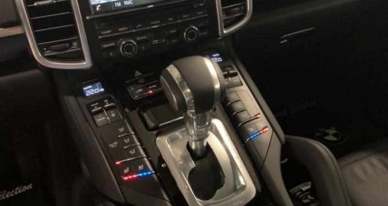 Porsche Cayenne 3.0D V6 262ch 28000km TOIT OUVRANT SIEGES VENTILES Noir occasion à Villeneuve Loubet - photo n°7