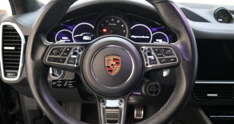 Porsche Cayenne 4.0 550ch Turbo Bleu occasion à Aytre - photo n°6