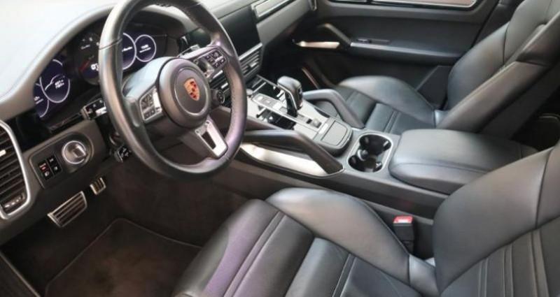 Porsche Cayenne 4.0 550ch Turbo Bleu occasion à Aytre - photo n°4