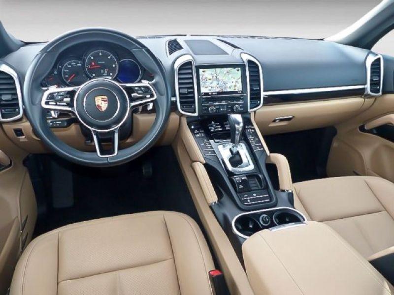 Porsche Cayenne 4.2 V8 S Diesel 382 cv Noir occasion à BEAUPUY