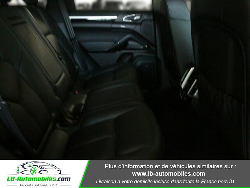 Porsche Cayenne 4.2 V8 S Diesel 385 cv Noir occasion à Beaupuy - photo n°7