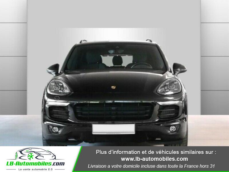 Porsche Cayenne 4.2 V8 S Diesel 385 cv Noir occasion à Beaupuy - photo n°11