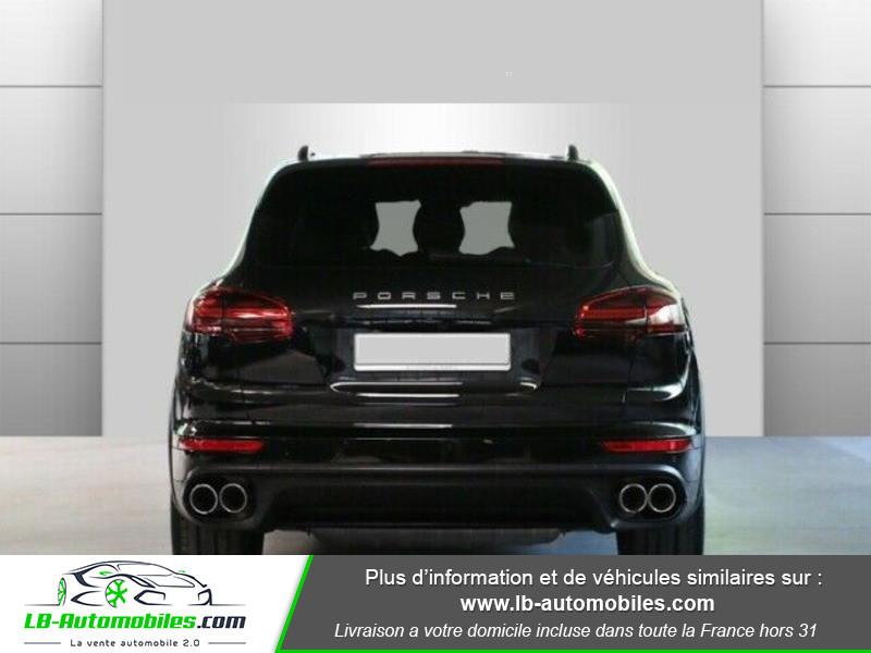 Porsche Cayenne 4.2 V8 S Diesel 385 cv Noir occasion à Beaupuy - photo n°14