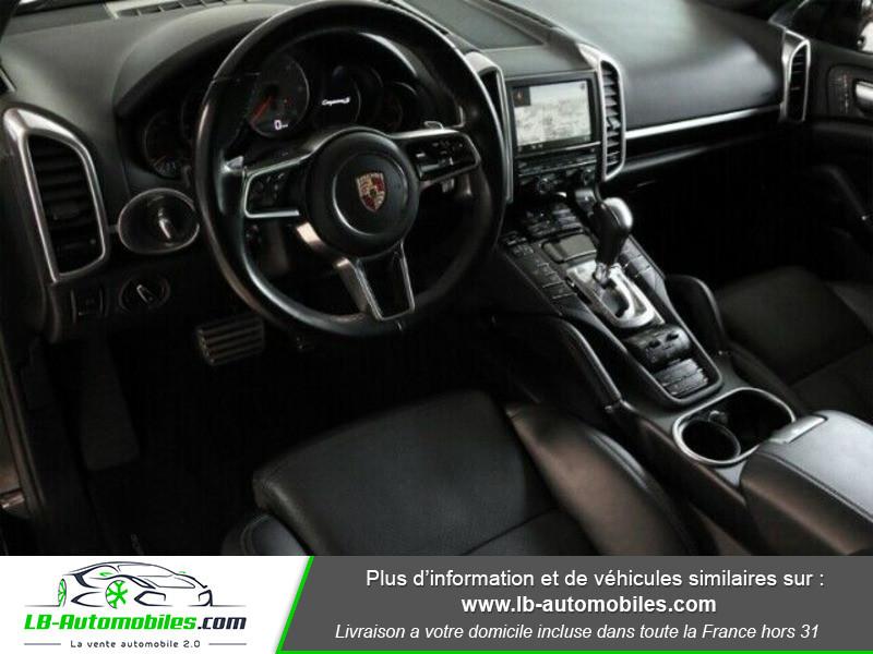 Porsche Cayenne 4.2 V8 S Diesel 385 cv Noir occasion à Beaupuy - photo n°4