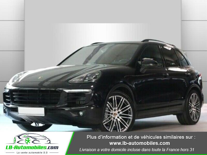 Porsche Cayenne 4.2 V8 S Diesel 385 cv Noir occasion à Beaupuy