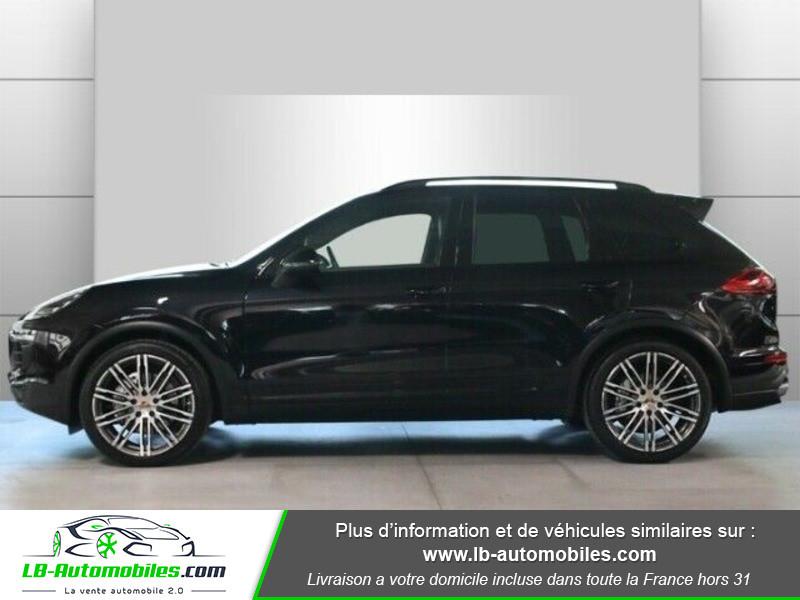 Porsche Cayenne 4.2 V8 S Diesel 385 cv Noir occasion à Beaupuy - photo n°12