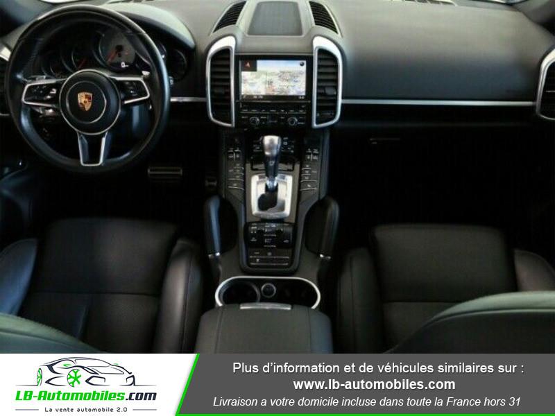 Porsche Cayenne 4.2 V8 S Diesel 385 cv Noir occasion à Beaupuy - photo n°2