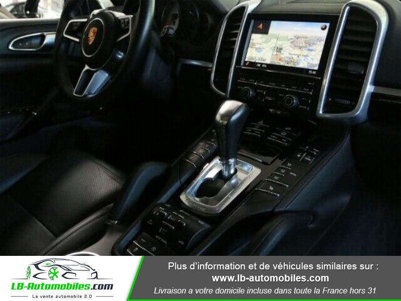 Porsche Cayenne 4.2 V8 S Diesel 385 cv Noir occasion à Beaupuy - photo n°9