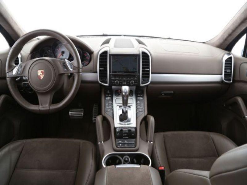 Porsche Cayenne 4.8 V8 GTS 420 cv Bleu occasion à BEAUPUY