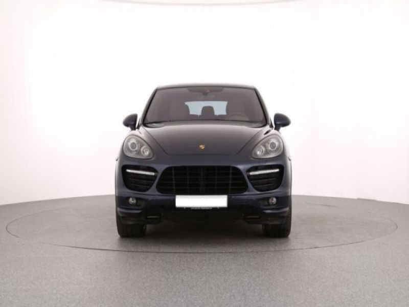 Porsche Cayenne 4.8 V8 GTS 420 cv Bleu occasion à BEAUPUY - photo n°6