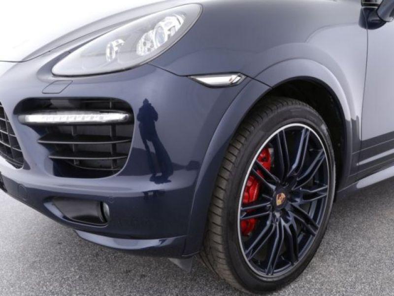Porsche Cayenne 4.8 V8 GTS 420 cv Bleu occasion à BEAUPUY - photo n°9