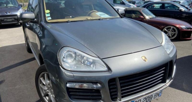 Porsche Cayenne 4.8 V8 S Tiptronic A Gris occasion à Bouxières Sous Froidmond - photo n°7