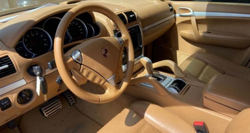 Porsche Cayenne 4.8 V8 S Tiptronic A Gris occasion à Bouxières Sous Froidmond - photo n°3