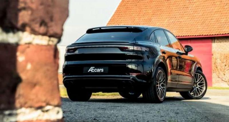 Porsche Cayenne Coupé 3.0 T - 1 OWNER - FULL - BELGIAN Noir occasion à IZEGEM - photo n°2