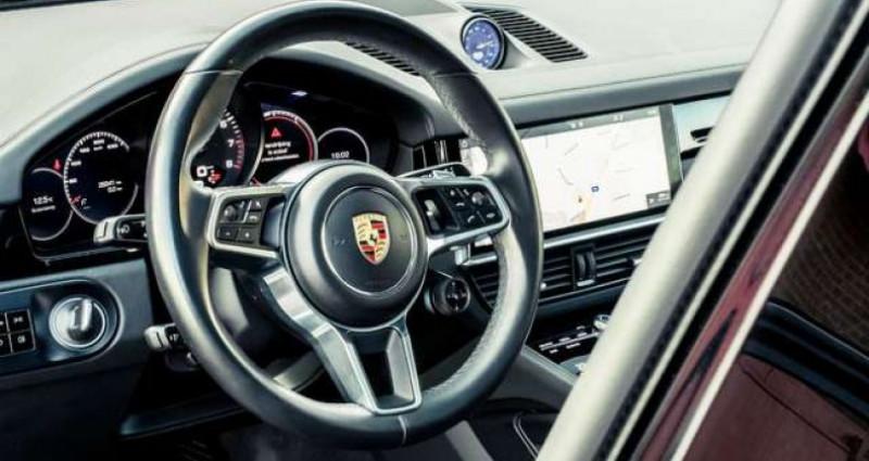 Porsche Cayenne Coupé 3.0 T - 1 OWNER - FULL - BELGIAN Noir occasion à IZEGEM - photo n°5