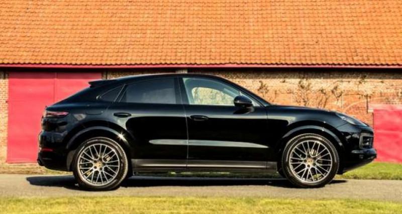 Porsche Cayenne Coupé 3.0 T - 1 OWNER - FULL - BELGIAN Noir occasion à IZEGEM - photo n°3
