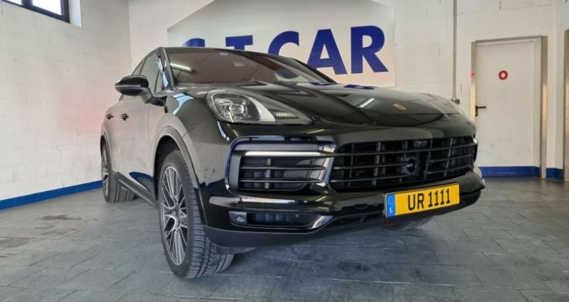 Porsche Cayenne Coupe Basis Noir occasion à Hesperange