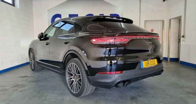 Porsche Cayenne Coupe Basis Noir occasion à Hesperange - photo n°3