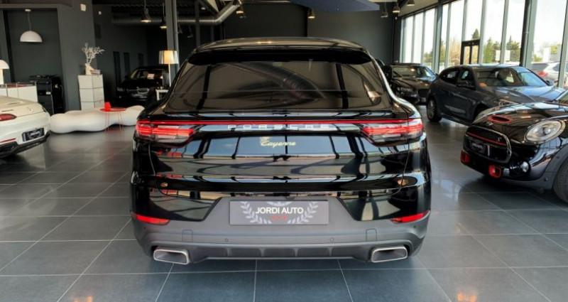 Porsche Cayenne COUPE E-Hybrid 462ch Tiptronic 8 Noir occasion à LE SOLER - photo n°5
