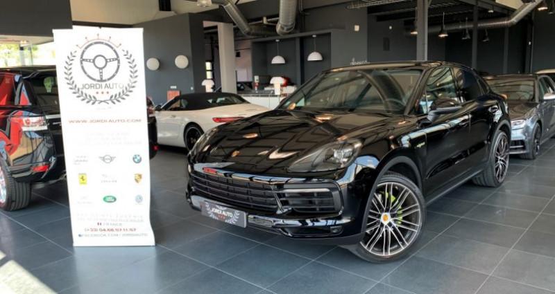 Porsche Cayenne COUPE E-Hybrid 462ch Tiptronic 8 Noir occasion à LE SOLER