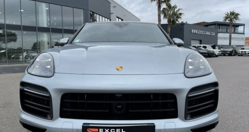 Porsche Cayenne COUPE HYBRIDE 462 Gris occasion à RIVESALTES - photo n°5