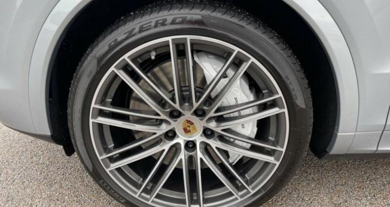 Porsche Cayenne COUPE HYBRIDE 462 Gris occasion à RIVESALTES - photo n°4