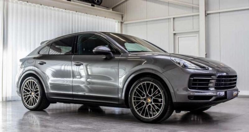 Porsche Cayenne Coupé Standkachel Panodak BOSE Privacy Gris occasion à Hooglede - Gits - photo n°6