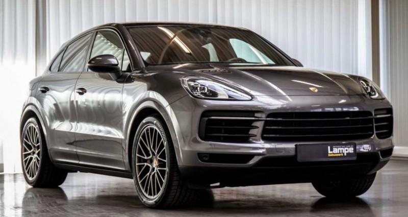 Porsche Cayenne Coupé Standkachel Panodak BOSE Privacy Gris occasion à Hooglede - Gits - photo n°5
