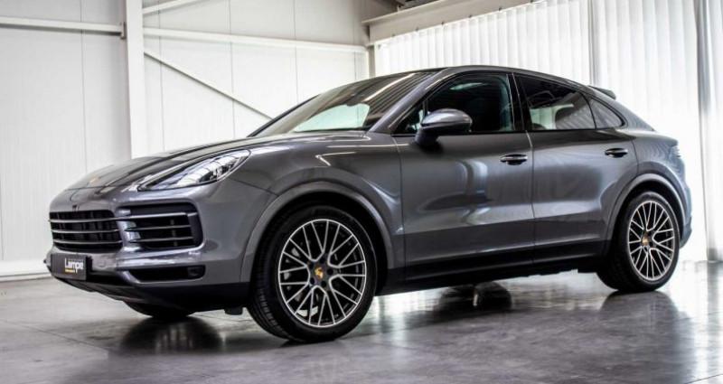 Porsche Cayenne Coupé Standkachel Panodak BOSE Privacy Gris occasion à Hooglede - Gits - photo n°4