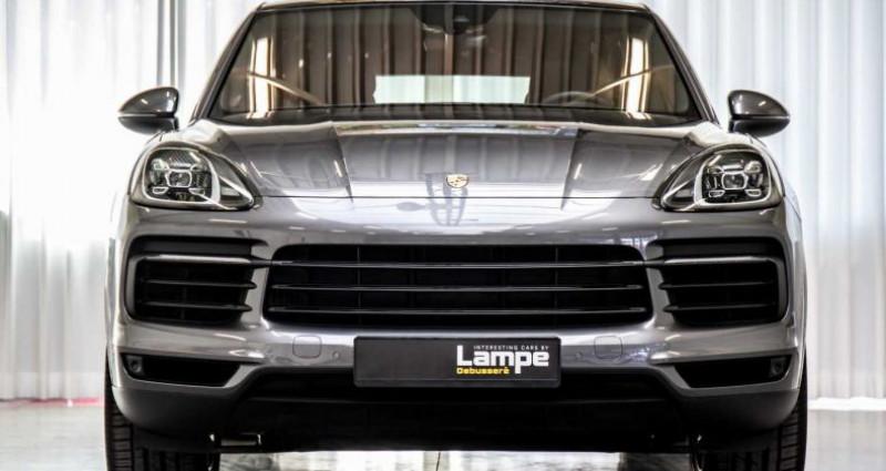 Porsche Cayenne Coupé Standkachel Panodak BOSE Privacy Gris occasion à Hooglede - Gits - photo n°2