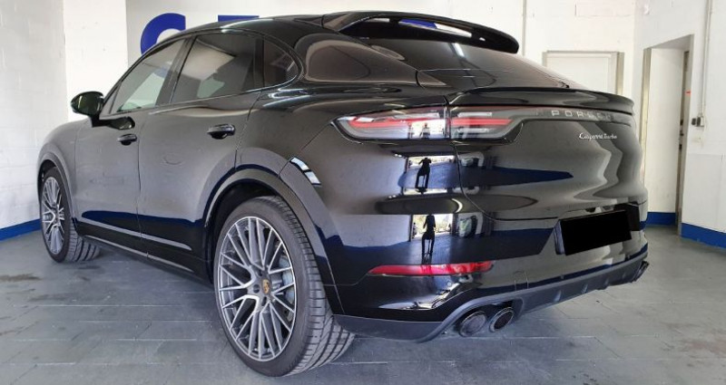 Porsche Cayenne COUPE Noir occasion à Hesperange - photo n°5