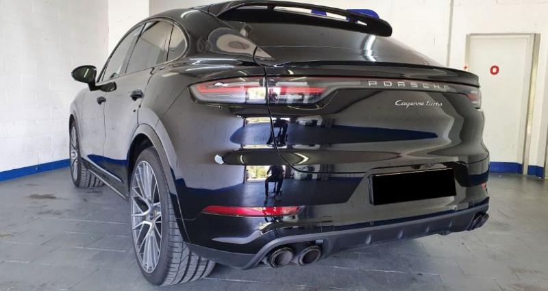 Porsche Cayenne COUPE Noir occasion à Hesperange - photo n°6