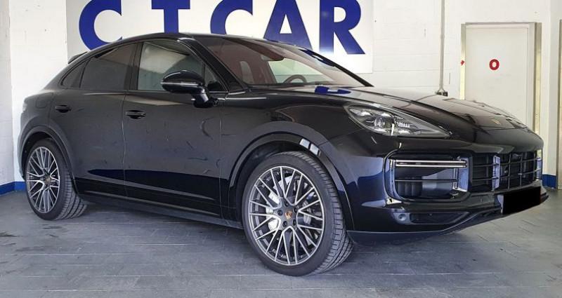 Porsche Cayenne COUPE Noir occasion à Hesperange