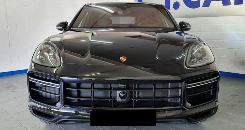 Porsche Cayenne COUPE Noir occasion à Hesperange - photo n°3