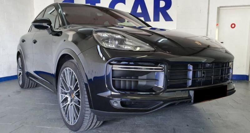 Porsche Cayenne COUPE Noir occasion à Hesperange - photo n°2