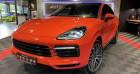 Porsche Cayenne Coupé Orange à FOETZ L-
