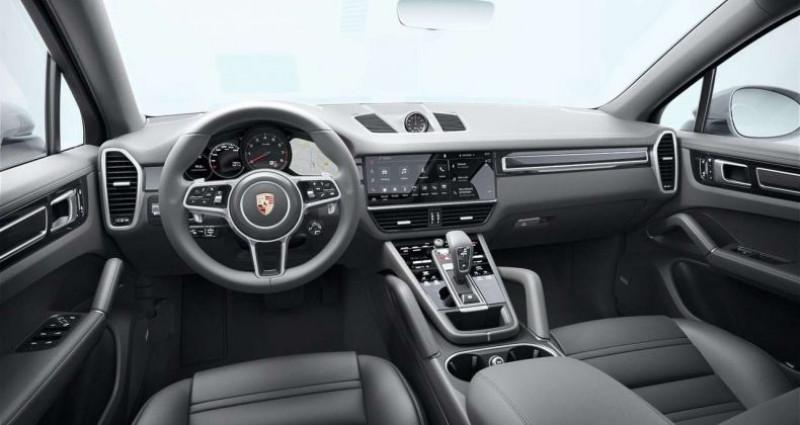 Porsche Cayenne Coupé Gris occasion à Levallois Perret - photo n°5