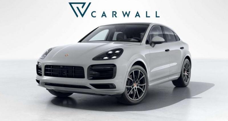Porsche Cayenne Coupé Gris occasion à Levallois Perret