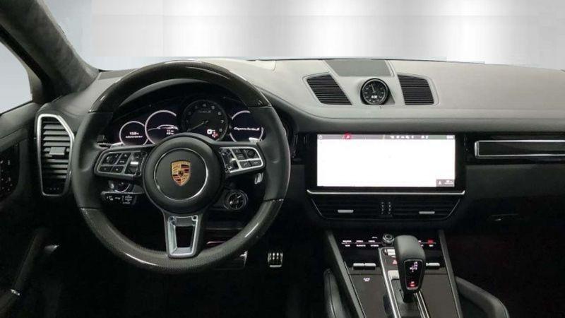 Porsche Cayenne E-Hybrid Coupé Turbo S Blanc occasion à BEAUPUY - photo n°2