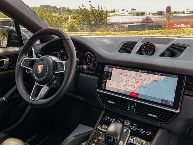 Porsche Cayenne E-Hybrid Coupé Noir occasion à BEAUPUY - photo n°2