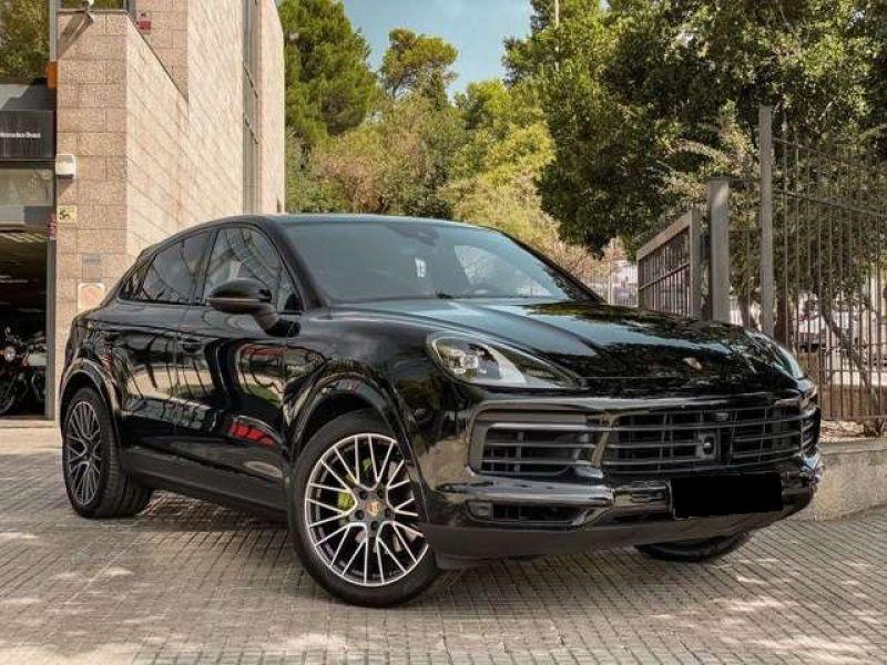 Porsche Cayenne E-Hybrid Coupé Noir occasion à BEAUPUY