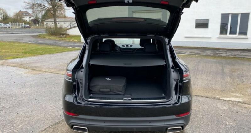 Porsche Cayenne E-Hybrid Noir occasion à Boulogne-Billancourt - photo n°5