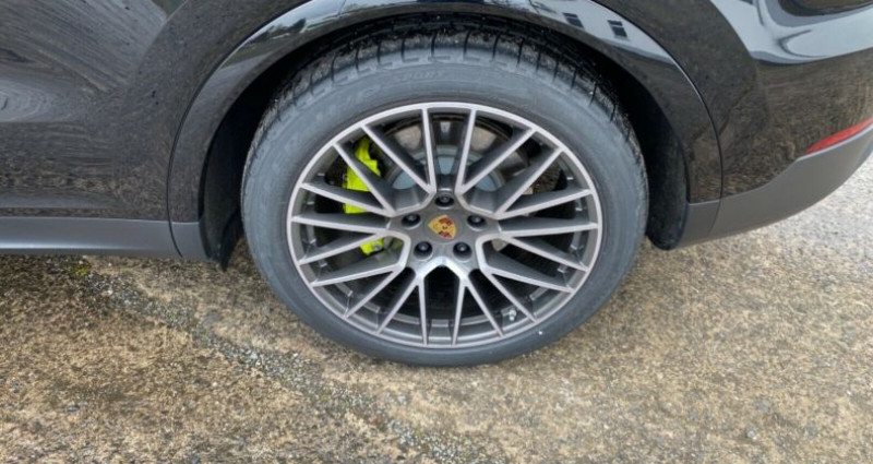 Porsche Cayenne E-Hybrid Noir occasion à Boulogne-Billancourt - photo n°6